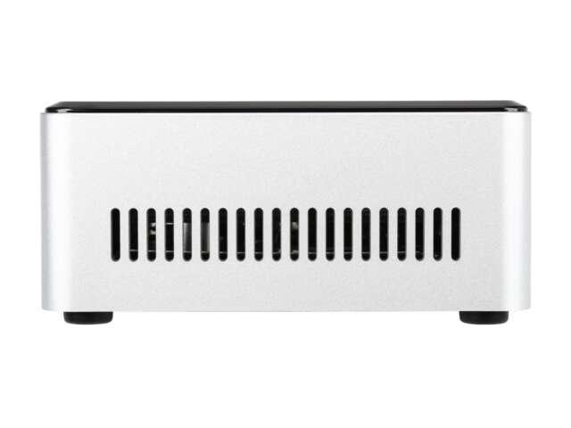 کامپیوتر کوچک اینتل ناک NUC5CPYH - نمای چپ