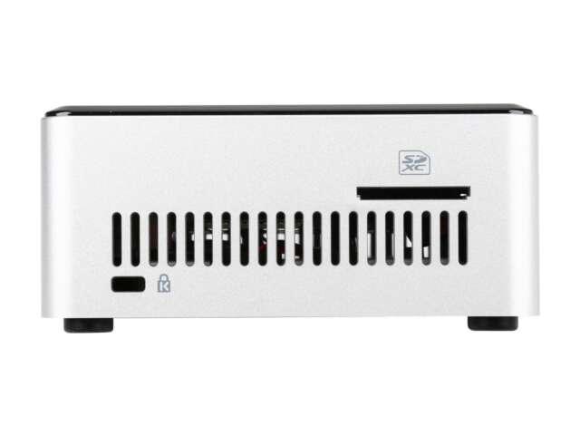 کامپیوتر کوچک اینتل ناک NUC5CPYH - نمای راست