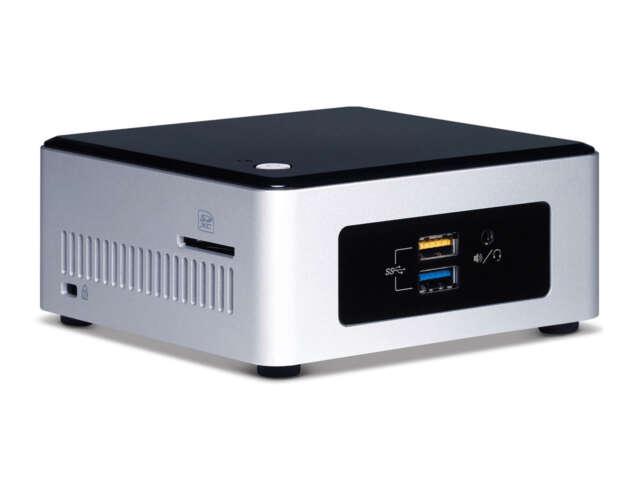 کامپیوتر کوچک اینتل ناک NUC5CPYH