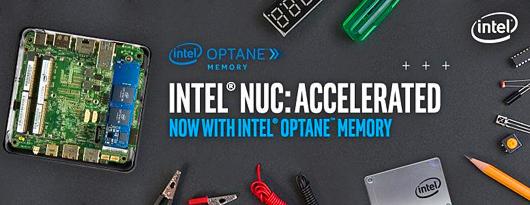 کامپیوتر کوچک نیمه آماده اینتل NUC7i7BNHX1
