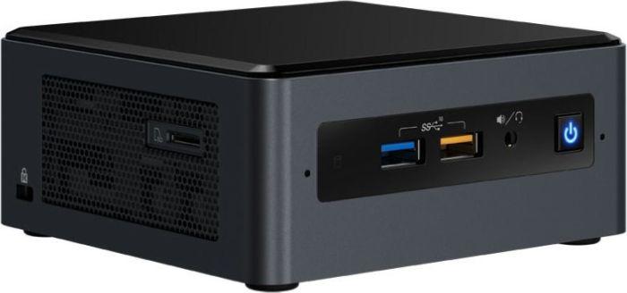 کامپیوتر کوچک اینتل ناک NUC8i5BEH Intel Core i5 - 4 GB - 1 TB