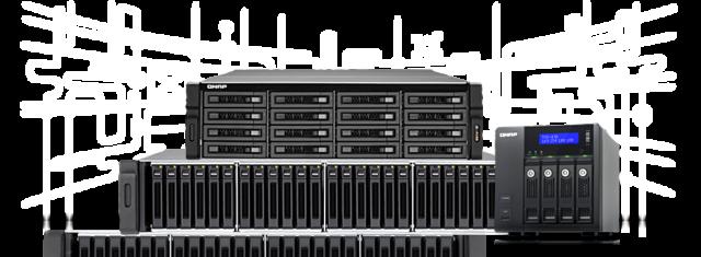 QNAP-network