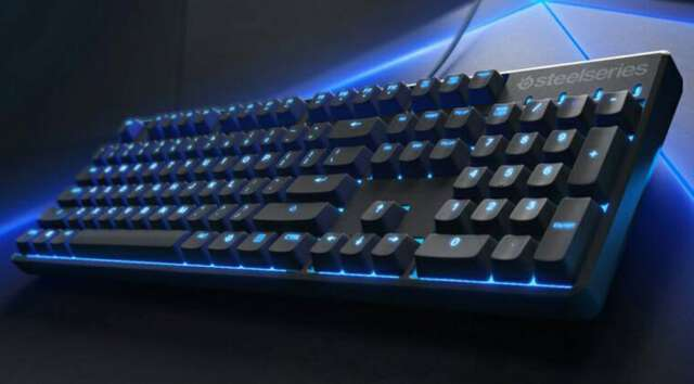 SteelSeries-Keyboard