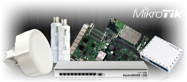 MikroTik-Products