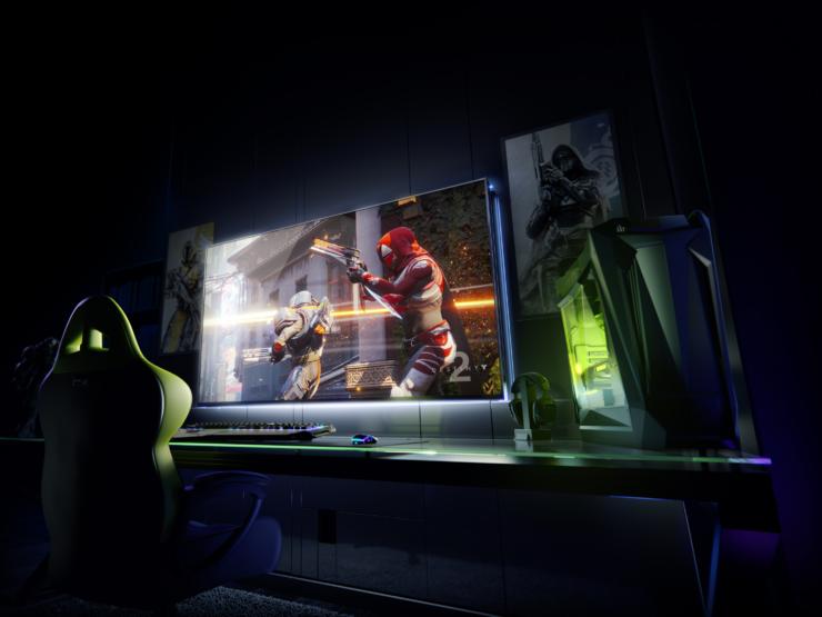 NVIDIA-BFGD-Gaming-Monitors 65″