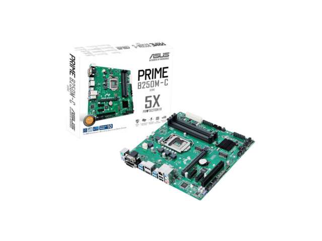 مادربرد ایسوس PRIME B250M-C