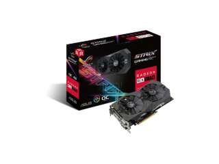 Asus ROG STRIX-RX570-O4G-GAMING