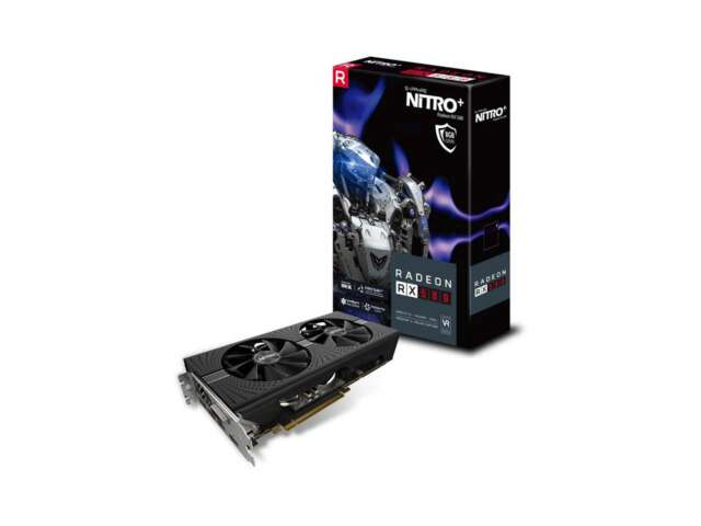 Sapphire NITRO+ RX 580 8GD5 V2