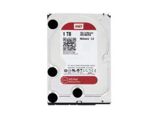 هارد دیسک اینترنال وسترن دیجیتال RED NAS 1TB 64MB WD10EFRX
