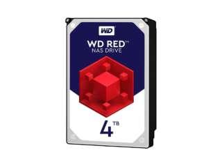 هارد دیسک اینترنال وسترن دیجیتال RED NAS  4TB WD40EFRX