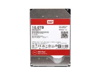 هارد دیسک اینترنال وسترن دیجیتال RED NAS  10TB WD100EFAX