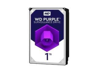 هارد دیسک اینترنال وسترن دیجیتال PURPLE SURVEILLANCE  1TB WD100PURZ