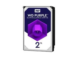 هارد دیسک اینترنال وسترن دیجیتال PURPLE SURVEILLANCE  2TB WD20PURZ