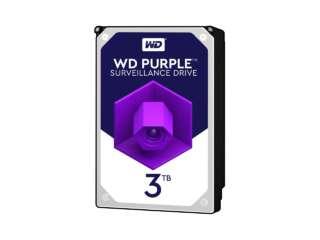 هارد دیسک اینترنال وسترن دیجیتال PURPLE SURVEILLANCE  3TB WD30PURZ