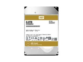 هارد دیسک اینترنال وسترن دیجیتال GOLD ENTERPRISE-CLASS  8TB WD8002FRYZ