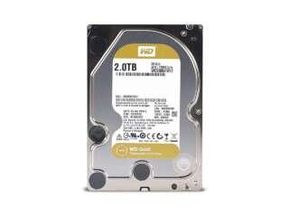 هارد دیسک اینترنال وسترن دیجیتال GOLD ENTERPRISE-CLASS  2TB WD2005FBYZ