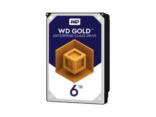 هارد دیسک اینترنال وسترن دیجیتال GOLD ENTERPRISE-CLASS  6TB WD6002FRYZ