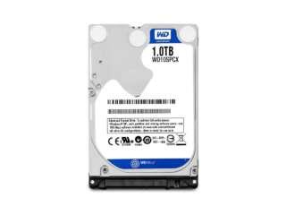 هارد دیسک اینترنال لپتاپ وسترن دیجیتال BLUE PC MOBILE 16MB 1TB WD10SPCX