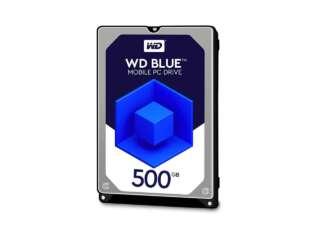 هارد دیسک اینترنال لپتاپ وسترن دیجیتال BLUE PC MOBILE 16MB 500GB WD5000LPCX