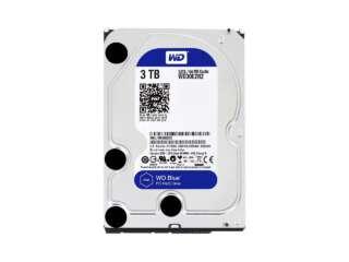 هارد دیسک اینترنال وسترن دیجیتال BLUE PC DESKTOP 5400RPM 3TB WD30EZRZ
