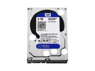 هارد دیسک اینترنال وسترن دیجیتال BLUE PC DESKTOP 5400RPM 5TB WD50EZRZ