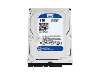 هارد دیسک اینترنال وسترن دیجیتال BLUE PC DESKTOP 7200RPM 1TB WD10EZEX