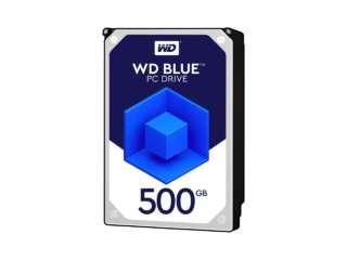 هارد دیسک اینترنال وسترن دیجیتال BLUE PC DESKTOP 7200RPM 500GB WD5000AZLX