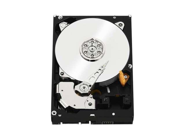 هارد دیسک اینترنال وسترن دیجیتال BLACK PERFORMANCE DESKTOP 64MB 1TB WD1003FZEX
