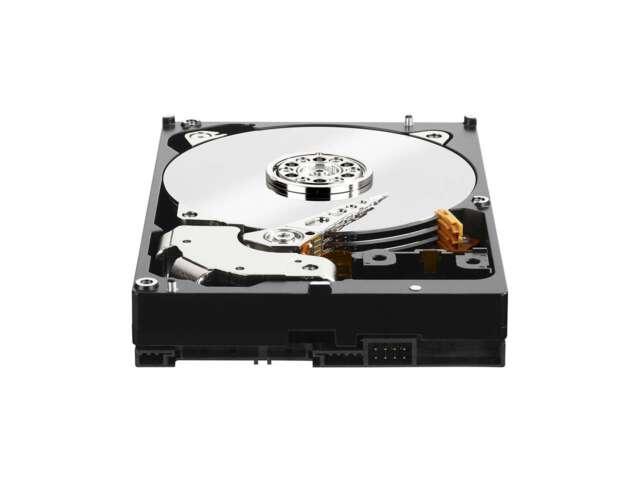 هارد دیسک اینترنال وسترن دیجیتال BLACK PERFORMANCE DESKTOP 256MB 6TB WD6003FZBX