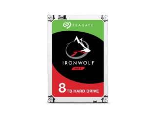 هارد دیسک اینترنال سیگیت IronWolf 8TB ST8000VN0022