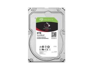 هارد دیسک اینترنال سیگیت IronWolf 6TB ST6000VN0033