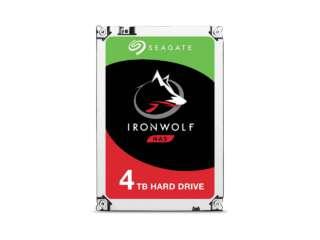 هارد دیسک اینترنال سیگیت IronWolf 4TB ST4000VN008