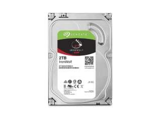 هارد دیسک اینترنال سیگیت IronWolf 2TB ST2000VN004