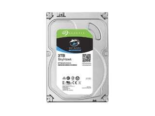 هارد دیسک اینترنال سیگیت SkyHawk 3TB ST3000VX010