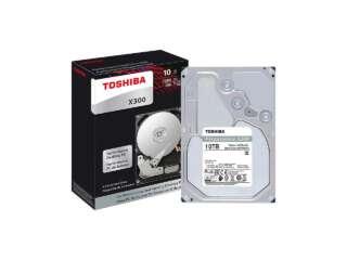 هارد دیسک اینترنال توشیبا X300 10TB HDWR11AEZSTA
