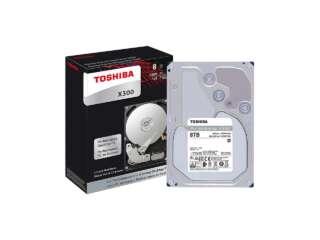 هارد دیسک اینترنال توشیبا X300 8TB HDWF180EZSTA