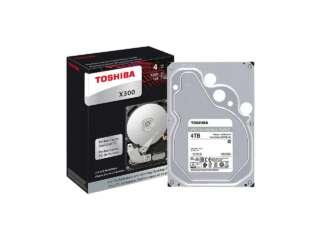 هارد دیسک اینترنال توشیبا X300 4TB HDWE140EZSTA