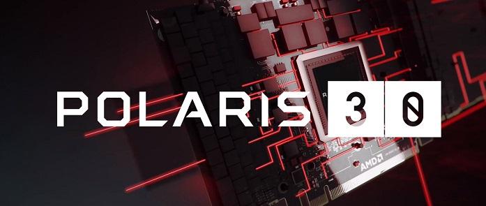 آیا کمپانی AMD در حال توسعه تراشه شتابدهنده گرافیکی Polaris 30 است؟