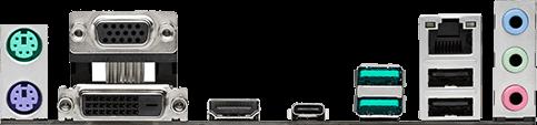 مادربرد ASUS PRIME B250-PLUS