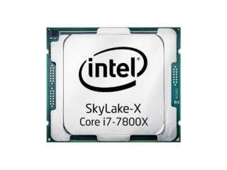 پردازنده اینتل Core i7-7800X Processor