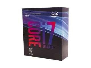 پردازنده اینتل Core i7-8700K Processor