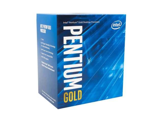 پردازنده اینتل Pentium Gold G5400 Processor