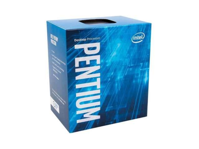 پردازنده اینتل Pentium G4560 Processor