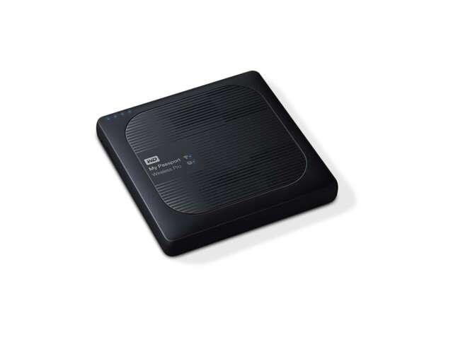 ذخیره ساز اکسترنال وسترن دیجیتال MY PASSPORT WIRELESS PRO 2TB WDBP2P0020BBK-NESN