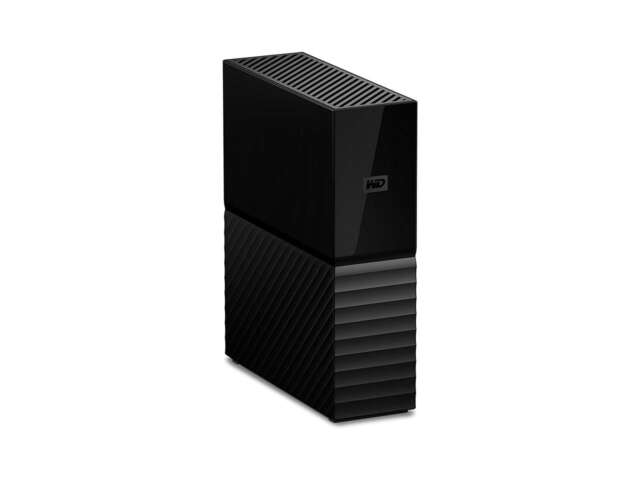 ذخیره ساز اکسترنال وسترن دیجیتال MY BOOK 8TB WDBBGB0080HBK-NESN