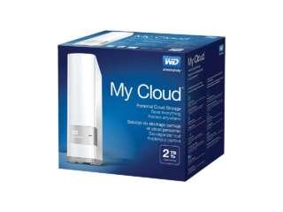 ذخیره ساز اکسترنال وسترن دیجیتال MY CLOUD 2TB WDBCTL0020HWT-NESN