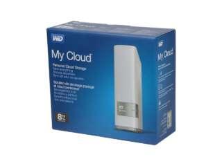 ذخیره ساز اکسترنال وسترن دیجیتال MY CLOUD 8TB WDBCTL0080HWT-NESN