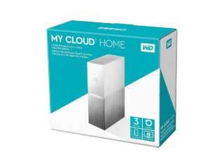 ذخیره ساز اکسترنال وسترن دیجیتال My Cloud Home 3TB  WDBVXC0030HWT-EESN
