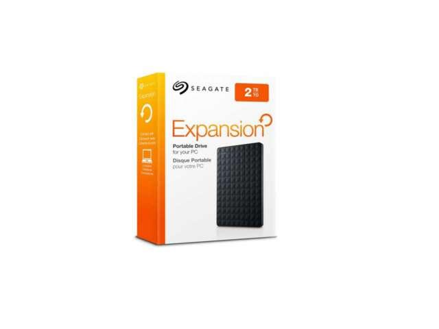 ذخیره ساز اکسترنال سیگیت Expansion 2TB STEA2000400