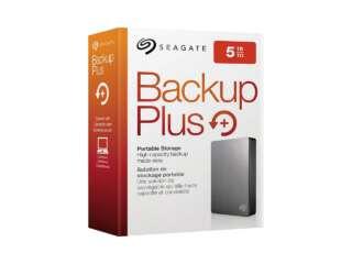 ذخیره ساز اکسترنال سیگیت Backup Plus Portable Drive 5TB STDR500010